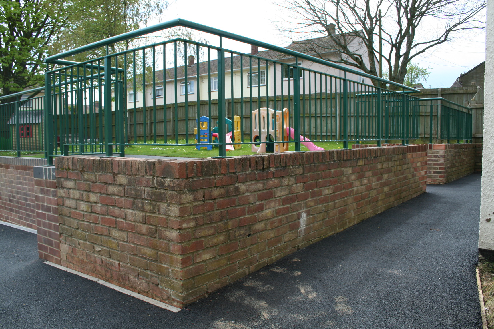 BALTONSBOROUGH BOWTOP RAILINGS